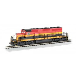 160-67203 HO SD40-2 KCS 651_56626