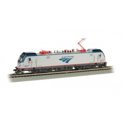 160-67404 HO Siemens ACS-64 Amtrak # Flag demo_56632