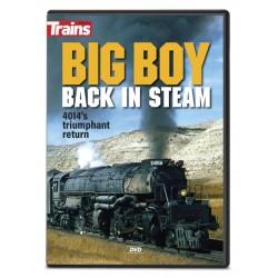 Big Boy - Back in Steam DVD