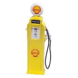 O 1940s Gas Pump - Shell/Standard_5670