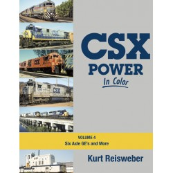 CSX Power In Color V4: 6 Axle GE's & More_56759