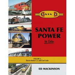 Santa Fe Power In Color V2: Electro-Motive E, F, &_56761