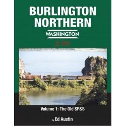 Burlington Northern Washington V1: The Old SP&S_56767
