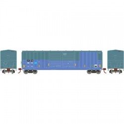 HO 50' 5283 FMC dbl door box car Infinity 501224_56780