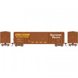 HO 50' 5283 FMC dbl door box car SP 240115_56788