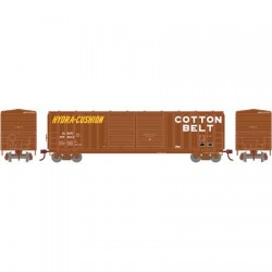 HO 50' 5283 FMC dbl door box car Cotton B. 67477_56791