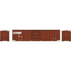 N 50' Berwick Box Car Norfolk Southern 456378_56853