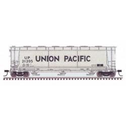 O 2RL 3-Bay Cyl Hopper Union Pacific 21381_56860