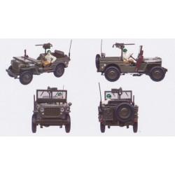 O 1/48 Quarter-Ton Military Vehicle_56863