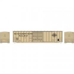 N 50' Berwick Box Car Nevada Northern 208_56871