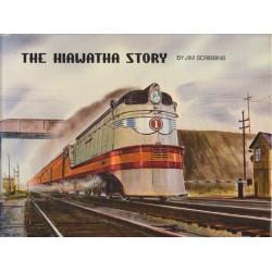 The Hiawatha Story by Jim Scribbins_56898