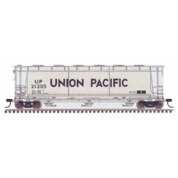 O 2RL 3-Bay Cyl Hopper Union Pacific 21205