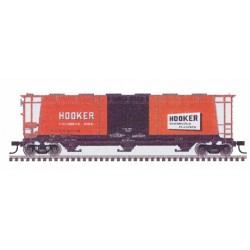 O 2RL 3-Bay Cyl Hopper Hooker Chemical 32031