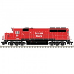 N GP40-2 DCC/S Canadian Pacific 4653_56950