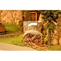 HO - O Weathered Cedar Debris (21 Gramm)_56956