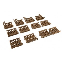 N Curved Bridge Deck Section pkg(6)_56989
