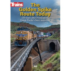 DVD The Golden Spike Route Today_56996
