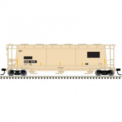 HO 3 & 6-Bay cylindrical hopper Rail Logistic 5119_57003