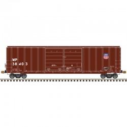 HO FMC 5077 dbl door box car Union Pacific 38404_57091