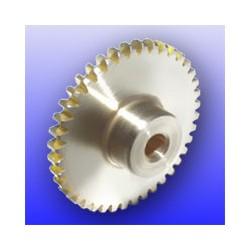 9-103.12012-5 Stirnzahnrad Messing Modul 0.3 mm(5)_5713