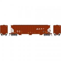 HO FMC 4700 Cov Hopper BNSF 432758_57134