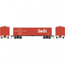 HO 40' wood reefer Swift 5963_57235