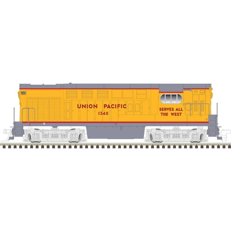 HO H15/16-44 Union Pacific 1329 DCC/Sound_57274