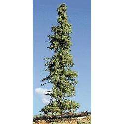 Pine Tree w/Real Lodge Pole Green (3) 7-10cm_57280