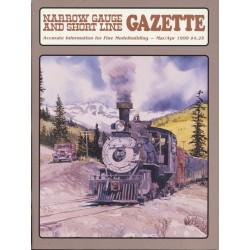 Narrow Gauge Gazette 1999 Heft 2 März/April_57395