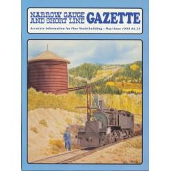 Narrow Gauge Gazette 1999 Heft 3 Mai / Juni_57411