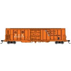 HO 57' mech reefer Pacific Fruit Express 456777_57426