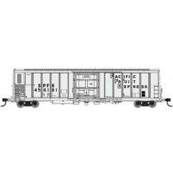 HO 57' mech reefer SP Fruit Express 456250_57445