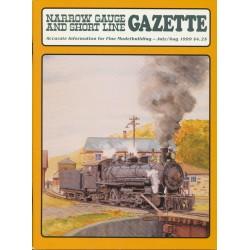 Narrow Gauge Gazette 1999 Heft 4 Juli / August_57453