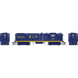HO AS-16 Baltimore & Ohio 2235 DC_57525