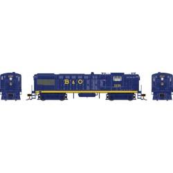 HO AS-16 Baltimore & Ohio 2235 DCC/Sound_57526