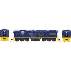 HO AS-16 Chesapeake & Ohio DCC/Sound_57530