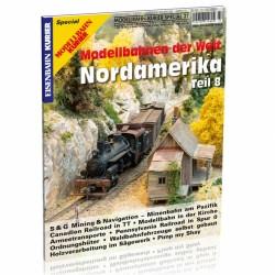 EK-1941 Modellbahnen der Welt: Nordamerika Vol. 8_57570