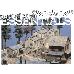 HO / HOn3 Logging Camp Essentials (Bausatz)_57571