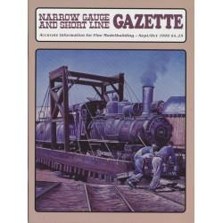 Narrow Gauge Gazette 1999 Heft 5 Sept / Okt._57576