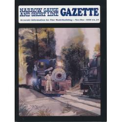 Narrow Gauge Gazette 1999 Heft 6 Nov / Dez_57578