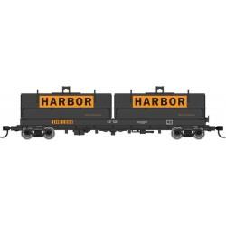 HO 50' Cushion Coil Car Indiana Harbor Belt 1_57590