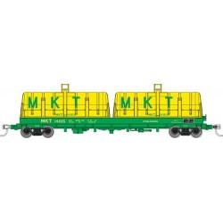 HO 50' Cushion Coil Car MKT 14027_57592