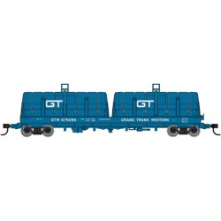 HO 50' Cushion Coil Car GTW 101133_57603
