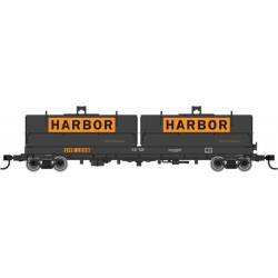 HO 50' Cushion Coil Car Indiana Harbor Belt 2_57605