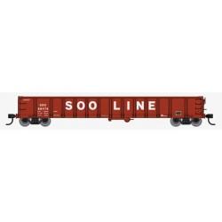 HO 53' Railgon Gondola - Soo Line 68498_57681