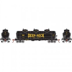 HO 3-Dome Tank Car Deep Rock 6590_57738