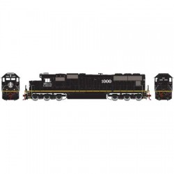 HO SD70 Illinois Central 1009 DC Version_57802
