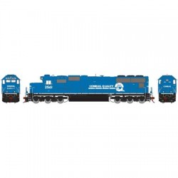 HO SD70 Conrail 2562 DC Version_57804