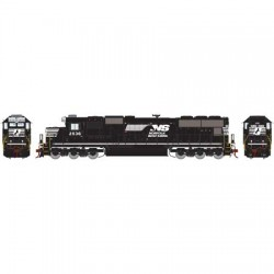 HO SD70 Norfolk Southern Horse Head 2536 DC_57816