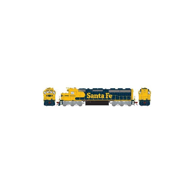 HO SD45-2 Santa Fe 5833 (DCC)_57827